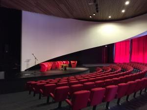 Centre Culturel de Lesquin - l'auditorium